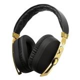 Soul Elektronik Soul Elektronik Sj27Gd Soul Jet Pro 24 K Emas Hidefinition Kebisingan Membatalkan Headphone Emas Oem Diskon 40