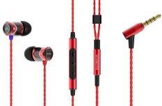 Jual Soundmagic E10C Red In Earphone Merah Soundmagic Original