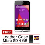 Spc Mobile S15 Terra 8 Gb Putih Gratis Leather Case Micro Sd 4 Gb Promo Beli 1 Gratis 1