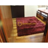 Harga Spectrum Karpet Permadani Turkey Shaggy 0872 Merah Spectrum Terbaik