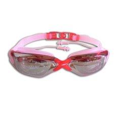Beli Barang Speedo Kacamata Renang Lx5000 Merah Online