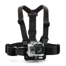 Sport Cam Cam Chest Strap for SJCAM SJ4000/SJ5000/M10, Xiaomi Yi & GoPro HERO 4/3+/3