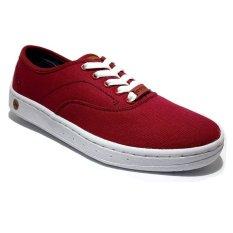 Harga Spotec Dalton Sepatu Sneaker Merah Putih Spotec Ori