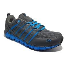 Beli Spotec Storm Sepatu Lari Abu Abu Biru Dengan Kartu Kredit