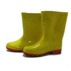 Toko Steffi Sepatu Boots Karet Kuning Tinggi 29 5Cm Murah Jawa Timur