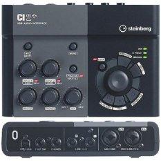 Review Pada Steinberg Ci2 Include Cubase 6Ai Wavelab Hitam