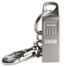Toko Strontium Ammo Usb Flash Drive 32Gb Sr32G Ammo Silver Terdekat