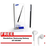 Harga Stylus Pen Original Untuk Samsung Galaxy Note 2 N7100 Free Handsfree Samsung Galaxy Gt S5360 Accessories Hp Original