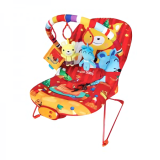 Spek Sugar Baby Bouncer Motif Bear Friends