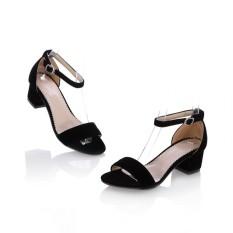 Toko Musim Panas Sederhana Sandal Tebal Tumit Sepatu Korea Ol Besar Ukuran Sepatu Sandal Yang Bisa Kredit