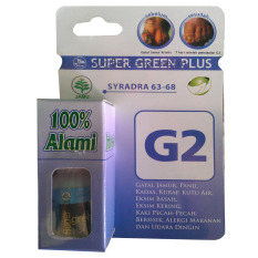 Toko Super Green Plus G2 10Ml Murah North Sumatra