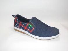 Jual Surround Sepatu Casual Pria M2 Kv 06 Biru Surround Branded