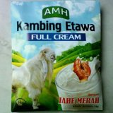 Jual Susu Kambing Etawa Full Cream New Original 10 Sachet Plus Jahe Merah