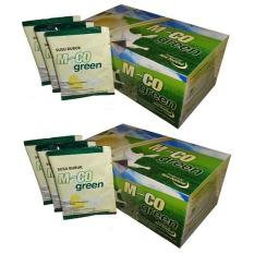 Diskon Susu Mco Green Immunoglobulin Colostrum M Co Original 2 Kotak Branded