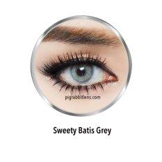 Jual Sweety Batis Grey Softlens Minus 3 00 Gratis Lenscase Online