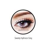 Harga Sweety Hydrocor Grey Softlens Minus 1 50 Gratis Lenscase Lengkap