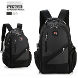 Beli Swissgear 8815 Model Leisure Travel Business Outdoor 15 Inch Laptop Backpack Grey Nyicil