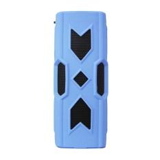 T4Shops Pt 390 Bluetooth V4 Speaker Water Resistant Shockproof Powerbank 3600Mah Biru Murah