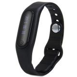 Spesifikasi T4Shops Smart Watch Bracelet E06 Hitam Baru
