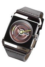 Toko Tacs Ts1012B Watch Swing Hitam Cokelat Lengkap