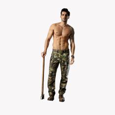 Taktis Militer Camo Celana Outdoor Hunter Celana Shooter Pants Mountain Medan Kamuflase