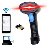 Harga Taffware 2 In 1 Bluetooth Barcode Scanner Wireless Usb Wired Asli Taffware