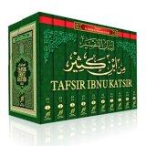 Spek Tafsir Ibnu Katsir 10 Jilid Hard Cover Pustaka Imam Asy Syafii Original Jawa Barat