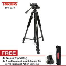 TAKARA ECO-193A + Mount Adapter + Tripod Bag