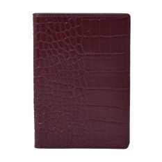 [TALLI] Sero Passport Wallet Wine TC4K3W03WINF (Single Option)
