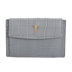 [TALLI] Sofia Croc CardWallet Gray TD5K3A01GRYF (Single Option)