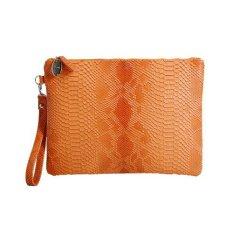[TALLI] Urban Style clutch Orange TD1K1C03ORGF (Pilihan Tunggal)