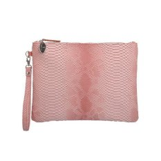 [TALLI] Urban style pink clutch TD1K1C03PIKF (Single Option)