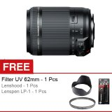 Beli Tamron Af 18 200Mm F 3 5 6 3 Diii Vc For Canon Gratis Lenshood Uv Filter 62Mm Lenspen Lp 1 Terbaru