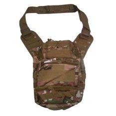Tas Slempang Army  Silver Knight Sling Bag 803 - Cokelat