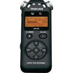 Spesifikasi Tascam Dr05 Handheld Recorder