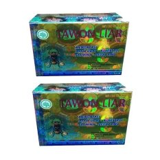 Jual Tawon Liar 2 Box Kapsul Asam Urat Kolesterol Pegal Linu Stamina Legal Bpom Original
