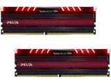 Harga Team Delta Red Ddr4 2X4Gb Pc 3000 Baru Murah