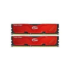 Spesifikasi Team Vulcan 2X4Gb 2400Mhz Ddr3 Merah Team Terbaru