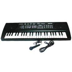 Ulasan Lengkap Techno Keyboard T 5000