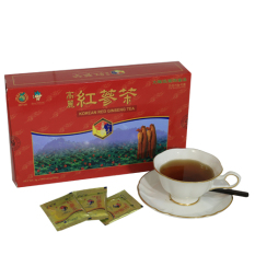Teh Ginseng - KOREAN RED GINSENG TEA 100 Sachet
