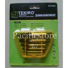 Toko Tekiro Tap Baut Balik Scr*w Extractor 6Pcs Terlengkap