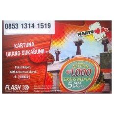 ... Telkomsel As 0853 13 14 15 19 Kartu Perdana Nomor Cantik Super