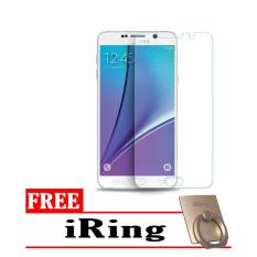 Tempered Glass Premium Screen Protector 9H Untuk Samsung J3 Pro - Free I-Ring