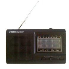 Beli Tens Radio 10 Band Ac Dc Micro Sd Usb Mp3 Tsr 8301 Hitam Tens Murah