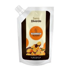 Terra Diverde Sinergia Hair Bath Chocolate - 500 Ml