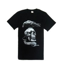 Toko The Expendables Stallone Pria T Shirt Shirt Skull Eagle Ghost Hitam Oem Di Tiongkok