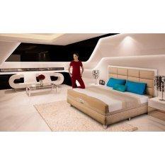 Harga Therapedic Mattras Buoyancy M Full Set 200X200 Online