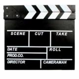 Harga Third Party Clapper Papan Film Director Board Aksesoris Foto Online