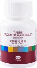 Harga Tiens Calcium Chewable Tablet Mencukupi Kebutuhan Kalsium Asli Tiens