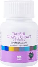 Jual Tiens Grape Extract Kapsul Anti Kolesterol Pengencer Darah Ori